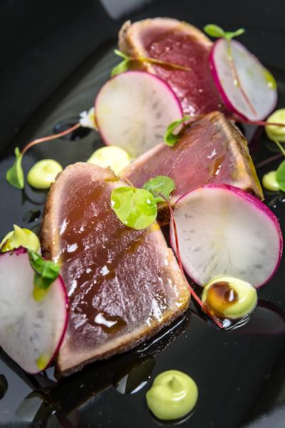 Close up tuna