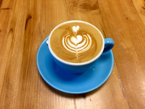 Flat white, Spring Espresso, York